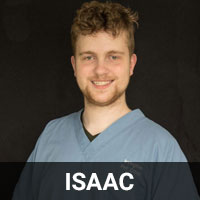Profile Pic of Isaac